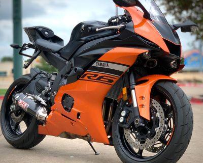 2020 Yamaha YZF-R6 Supersport Plano, TX