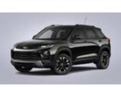 2021 Chevrolet trail blazer Black