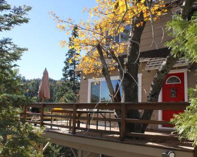 Beautiful Cabin in Lake Arrowhead with Lake View! - Cedar Glen