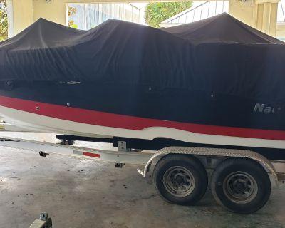 2016 NauticStar 243 DC Sport Deck