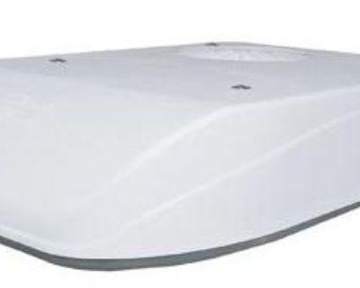 Coleman 47024-876 62643 Mach 8 Low-pro Rv Air Conditioner H/p C/p White