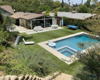 Backyard Oasis with Resort Style Pool, Sherman Oaks, CA