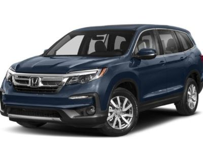 Pre-Owned 2019 Honda Pilot EX-L W/NAV-RES