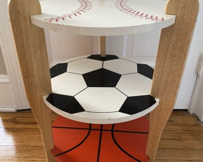 3tier sports table
