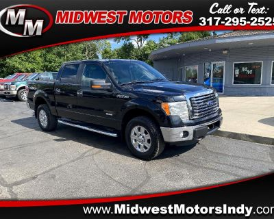 """Used 2011 Ford F-150 4WD SuperCrew 150"""" XLT"""