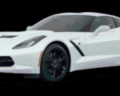 2019 Chevrolet Corvette Stingray Z51 2LT Coupe
