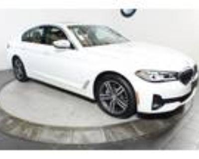 2021 BMW 5 Series 530e xDrive