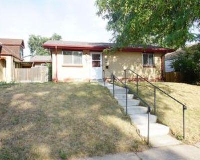 2176 S Sherman St, Denver, CO 80210 2 Bedroom House