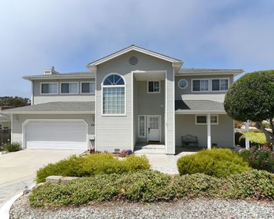 Beautifully Furnished Home with GREAT Views! - Morro Bay