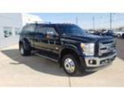 2016 Ford F-450SD King Ranch