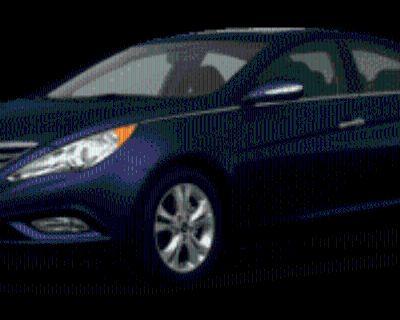 2011 Hyundai Sonata SE 2.4L Automatic