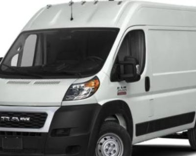 2021 Ram ProMaster Cargo Van 2500