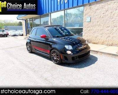 Used 2013 Fiat 500 2dr Conv Abarth