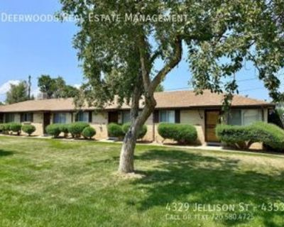 4329 Jellison St #4353, Wheat Ridge, CO 80033 2 Bedroom Apartment