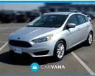2018 Ford Focus Silver, 34K miles