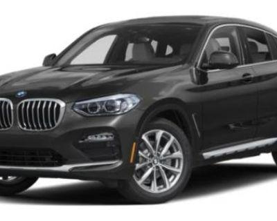 2020 BMW X4 30i