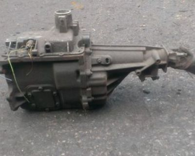 Chevrolet Nv4500 1993-1995 5 Speed 2wd Transmission With Long Tail Housing