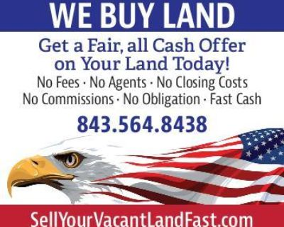 Need To Sell Your Land Fast?