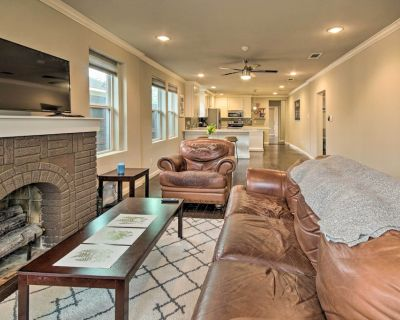 NEW! Modern Houston Home < 4 Miles to Downtown! - Second Ward