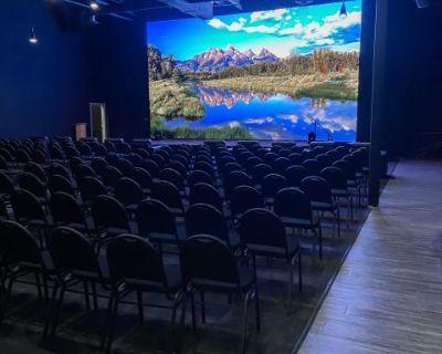 Auditorium with 50 Foot LED Screen, Tempe, AZ