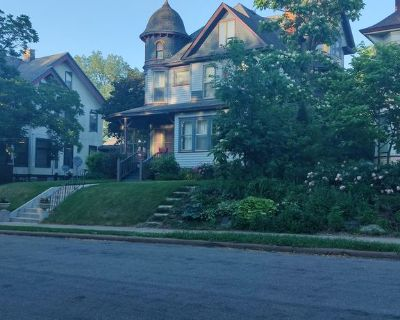 Historical Victorian in Swede Hollow - St. Paul