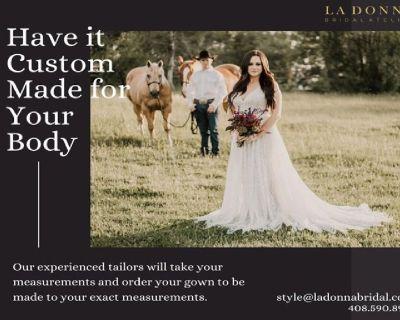wedding dresses California,bridal shops California - LADONNA