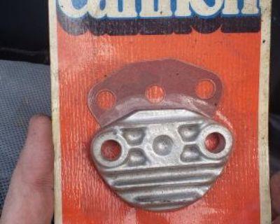 New Vintage Fuel Pump Block Off