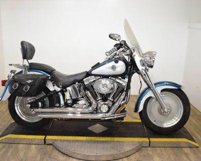 2004 Harley-Davidson FLSTF/FLSTFI Fat Boy Cruiser Wauconda, IL