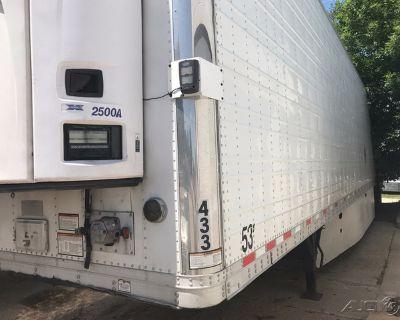 2011 Great Dane Diesel Carrier Refrigerated