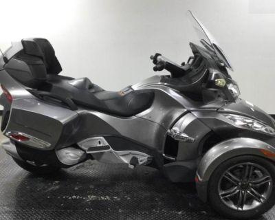 2012 Can-Am Spyder RT-S SE5 3 Wheel Motorcycle Houston, TX