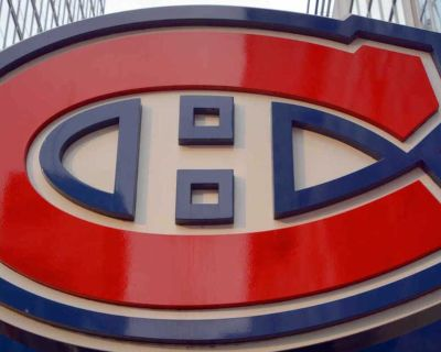 Monday Night Game 4 Montr al Canadiens Section 110 Row D