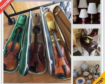 Joppa Estate Sale Online Auction - Kingsbury Drive