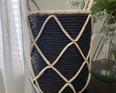 Cute boho basket