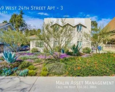 2249 W 24th St #3, Los Angeles, CA 90018 2 Bedroom Apartment