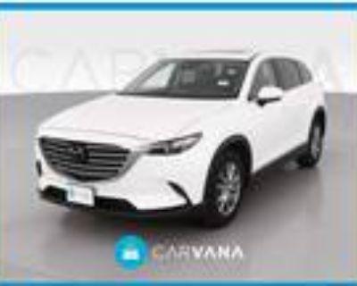 2019 Mazda CX-9 White, 15K miles