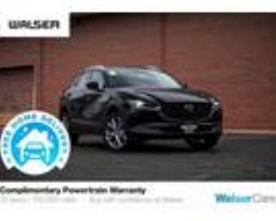 2021 Mazda CX-3 Black, new