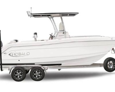 2021 Robalo R222 CENTER CONSOLE Saltwater Fishing Boats Lakeport, CA