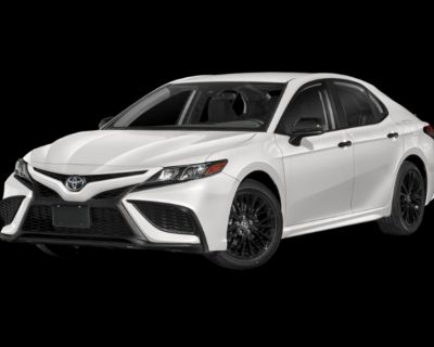 New 2022 Toyota Camry SE FWD 4 In-Tranist