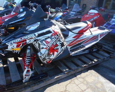 2012 Polaris Switchback Assault 144 ES Snowmobile -Trail Belvidere, IL