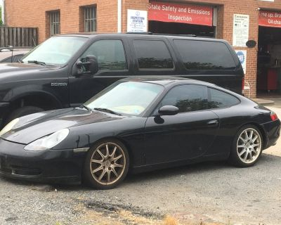 99 911 for sale, roller/project car