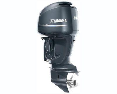2019 YAMAHA F200 V6