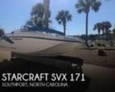 17 foot Starcraft SVX 171