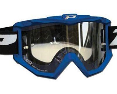 Race Line Goggles W/antiscratch Lens Blue