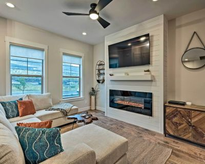 NEW! Modern Townhome w/ Grill - 6 Mi to Park City! - Heber City