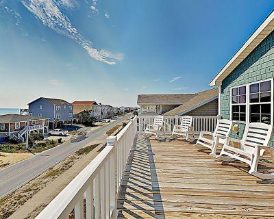 Expansive All-suite Beach Beauty w/ Private Heated Pool, Balconies & Elevator - Ocean Isle Beach
