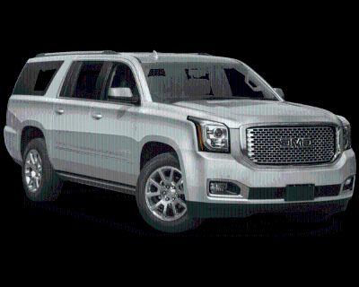 Pre-Owned 2016 GMC Yukon XL Denali 4WD 4D Sport Utility