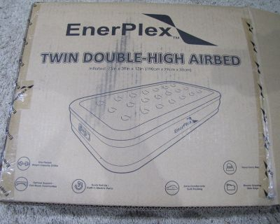 EnerPlex Twin Double-Double AirBed