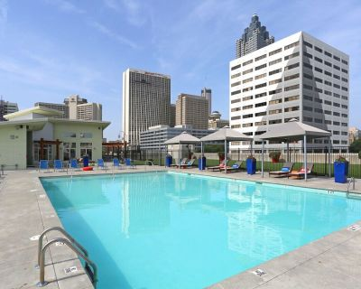 Spacious Lux 1BD|Heart of ATL|4K TV|Corporate - SoNo