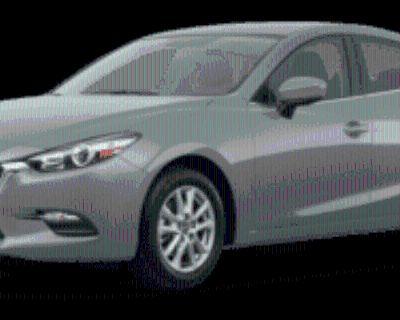 2018 Mazda Mazda3 Sport 4-Door Automatic