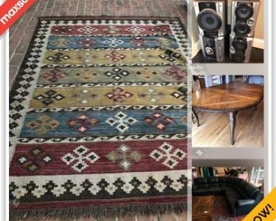 North Potomac Moving Online Auction - Travilah Rd